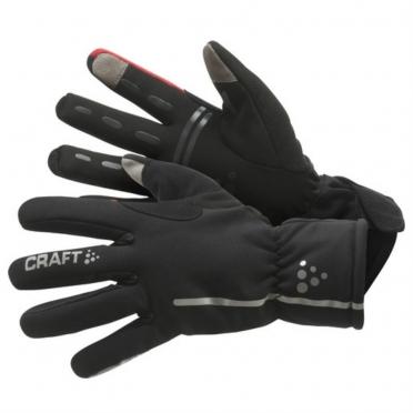 Craft Bike Siberian handschoenen zwart 1901623