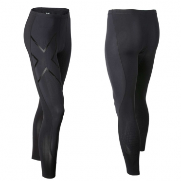 2XU Elite MCS Compression Tights heren zwart MA3062b