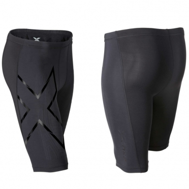 2XU Elite MCS Compression short heren zwart MA3060b