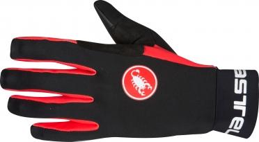 Castelli Scalda glove heren zwart/rood 16535-123