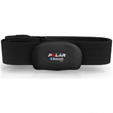 Polar H7 Bluetooth hartslagmeter zwart met Polar Beat