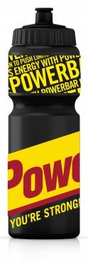 Powerbar Bidon 750 ml zwart