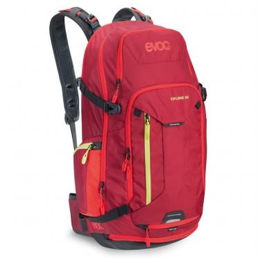 Evoc Explorer 30L Ruby Backpack 92368