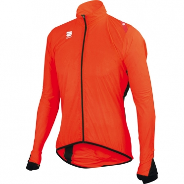Sportful Hot Pack 5 fietsjack heren rood