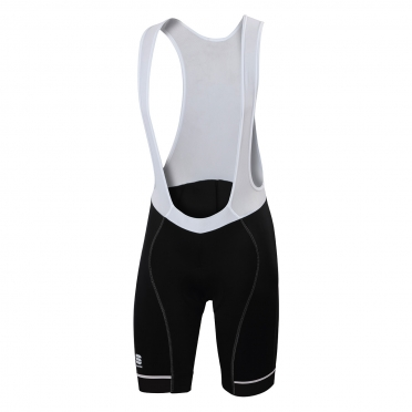 Sportful Giro Bibshort zwart/wit heren