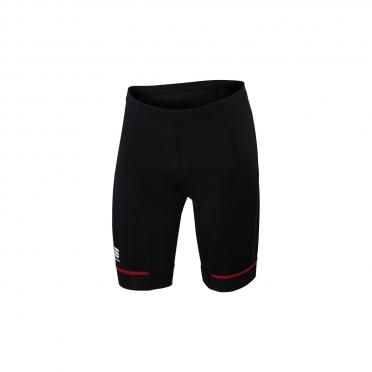 Sportful Giro 2 sol fietsbroek 24cm zwart/rood heren