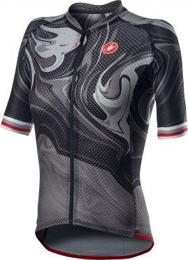 Castelli Climber's 2.0 FZ fietsshirt zwart dames