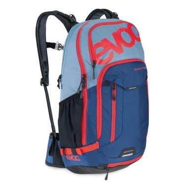 Evoc Roamer 22L Backpack navy stone red 99561