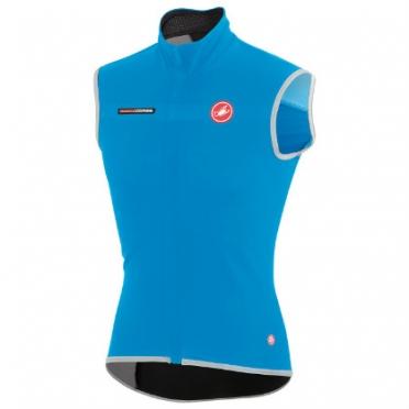 Castelli Fawesome 2, gabba windvest blauw heren 14514-059
