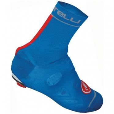Castelli Belgian bootie 4 overschoenen blauw/rood heren 14544-059