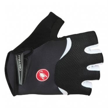 Castelli Arenberg gel glove zwart/wit heren 15025-010 2015