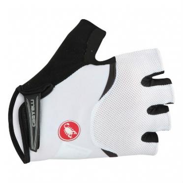 Castelli Arenberg gel glove wit/zwart heren 15025-001 2015