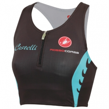 Castelli body paint W tri short top dames 14116-101