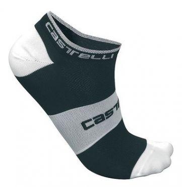 Castelli fietssokken Lowboy sock zwart 7069-010