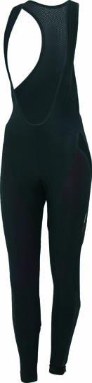 Castelli Sorpasso W fietsbroek lang zwart dames 14576-010