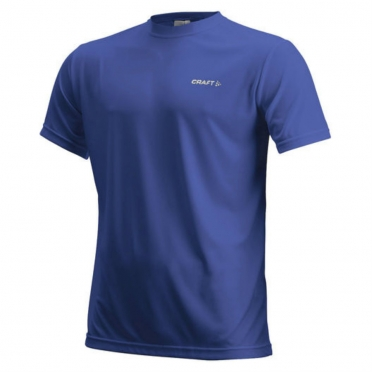 Craft Prime hardloopshirt cobalt heren