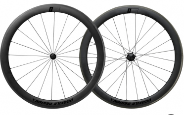 Profile Design 1/Fifty clincher wielset