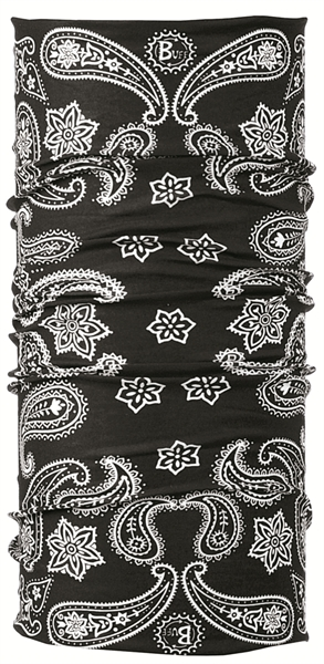 BUFF Original buff printed cashmere black