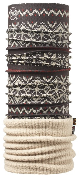 BUFF Polar thermal knitsnow / bone