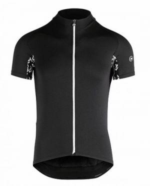 Assos Mille GT korte mouw fietsshirt zwart heren
