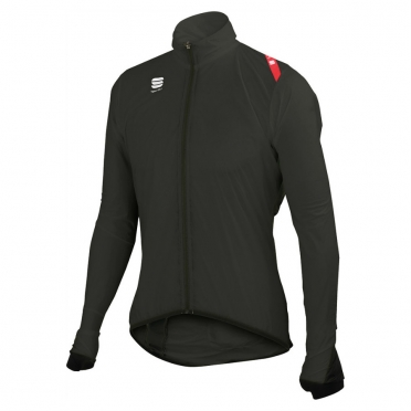 Sportful hot pack 5 jacket heren zwart 01135-002 2014