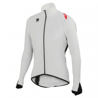 Sportful hot pack 5 jacket heren wit/zwart 01135-102 2014