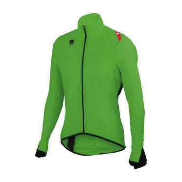 Sportful Hotpack 5 lange mouw fietsjack groen heren