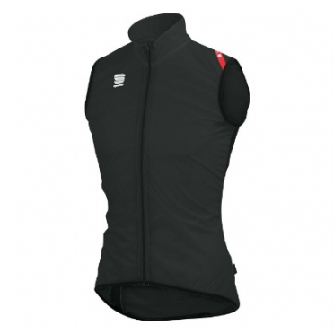 Sportful Hot pack 5 vest zwart heren