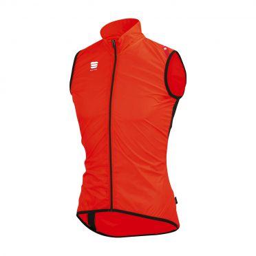 Sportful Hotpack 5 mouwloos vest rood heren