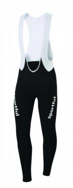 Sportful Gruppetto bibtight zwart/wit heren