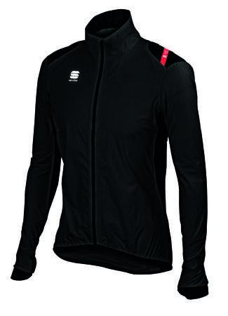 Sportful Hotpack Norain Jacket zwart heren 01337-002