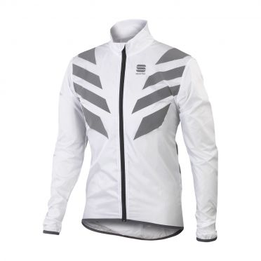 Sportful Reflex lange mouw jacket wit heren