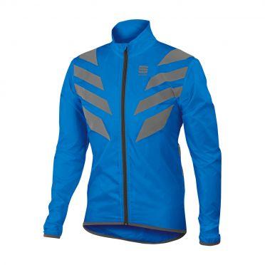 Sportful Reflex lange mouw jacket blauw heren