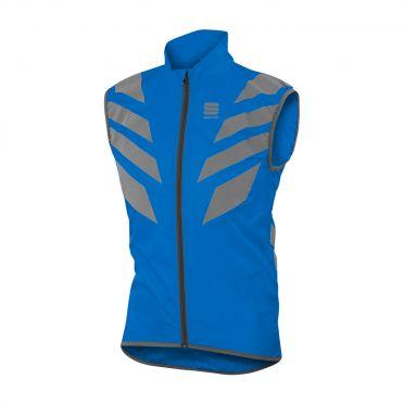 Sportful Reflex mouwloos vest blauw heren