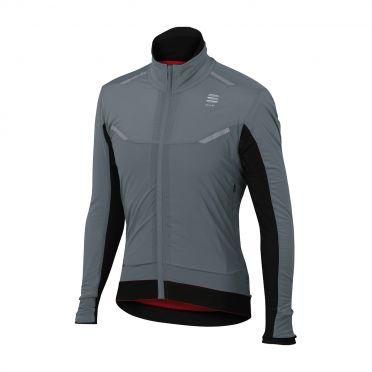 Sportful R&D zero lange mouw jacket grijs heren