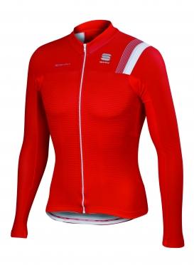 Sportful Bodyfit Pro Thermal Jersey rood heren