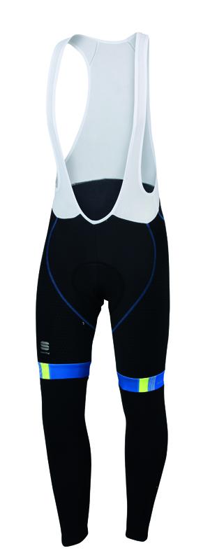 Sportful Bodyfit PRO thermal bibtight zwart/blauw heren