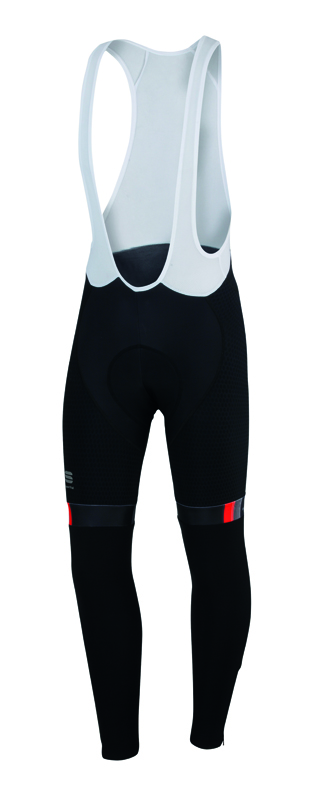 Sportful Bodyfit PRO thermal bibtight zwart heren