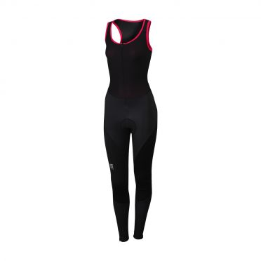 Sportful Fiandre norain W bibtight zwart dames