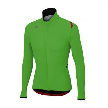 Sportful Fiandre light wind lange mouw jacket groen heren