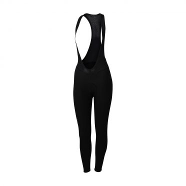 Sportful Luna bibtight zwart dames