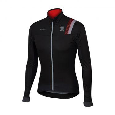 Sportful Bodyfit pro thermal lange mouw jacket zwart heren