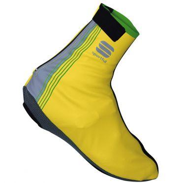 Sportful Race WS overschoen fluo geel heren