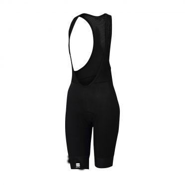 Sportful Fiandre norain W bibshort zwart dames