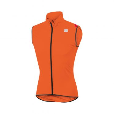Sportful Hot pack 6 mouwloos vest oranje heren