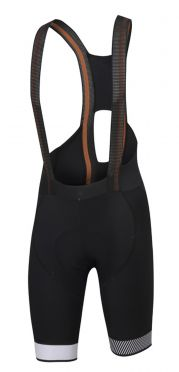 Sportful Bodyfit pro ltd bibshort zwart/wit heren