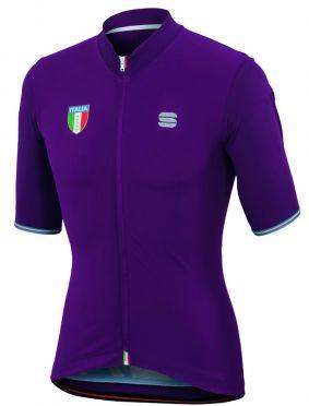Sportful Italia CL jersey fietsshirt bordeaux heren