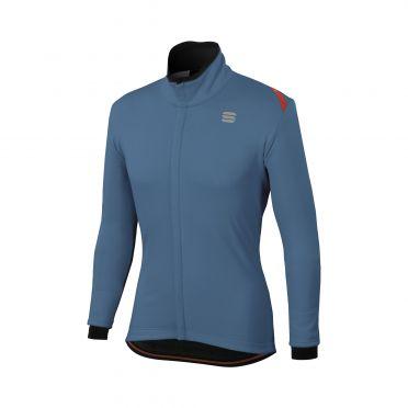 Sportful Fiandre cabrio lange mouw jacket blauw heren