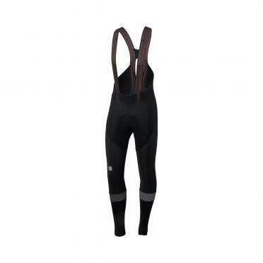Sportful Bodyfit pro bibtight fietsbroek zwart/antraciet heren