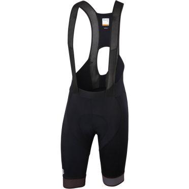 Sportful Bodyfit pro 2.0 bibshort zwart/grijs heren
